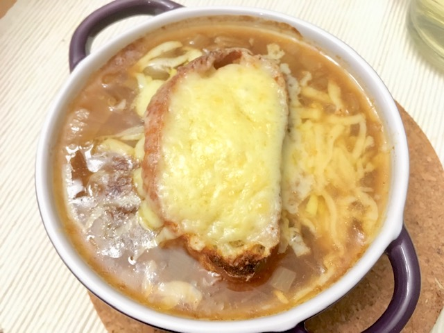 French Onion Soup, may just be the most flavourful and umami soup recipe I have...