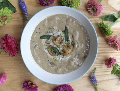 Mushroom Soup - One Flavourful Recipe, 3 Different Variations